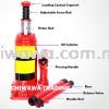 【RM50】8 Ton Heavy Duty Hydraulic Floor Bottle Jack Automotive Car Van Truck SUV Emergency Kit Set Home Improvement Home Living