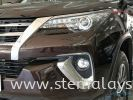 Toyota Fortuner SRZ has been coated. Provides a glossy and smooth surface to the paintwork yet protects from the unfriendly environmental contaminants. Toyota Completed Job STE Coating