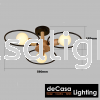 CEILING LIGHT (OS8044-3) CEILING LIGHT /LAMPU SILING