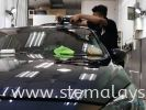 Build for performance , The STE Professional Coating delivers best-in-class self-cleaning and anti-stick properties so you can.enjoy what matters most , driving .   Madza 3 is undergoing installation of STE COATING by STE Auto Detailing team . Mazda Completed Job STE Coating