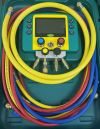 Refco REFMATE 4 (Four Way Digital Manifold) Digital Manifolds (Superheat and Subcooling)