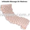 【RM107.60 】Ripple Strip Alternating Pressure Air Mattress Hospital Massage Sickbed + Pump Medical Supplies Health & Beauty