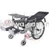 【 RM284.90】【Lie Down】GT MEDIC GERMANY Lightweight Wheelchair Foldable Travel Commode Wheel Chair  Kerusi Roda Ringan + Urine Tray Medical Supplies Health & Beauty