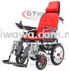 【RM2,990.00】【Lie Down】GT MEDIC GERMANY Reclining Electric Wheelchair Foldable Transport Auto Motor Wheel Chair Kerusi Roda Elektrik Medical Supplies Health & Beauty