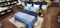 Hotel Bed Sheet Bed Linen Luxury Series Hotel Bed Sheet / Bed Linen Supply