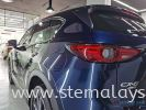 Mazda CX-5 Superb Glossy Wet Look after coated with STE Coating  Mazda Completed Job STE Coating