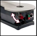 EINHELL 120WATTS SCROLL SAWING MACHINE 230V THROAT DEPTH 406MM SS405E