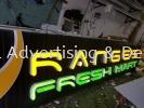 3D LED BOX-UP SIGNBOARD LED 3D Signage