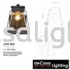 Outdoor Wall Light (2350-BK) Outdoor Wall Light OUTDOOR LIGHT