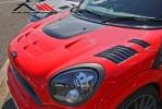 Mini Cooper R60 Countryman Duell AG bonnet  Countyman R60  Mini