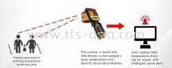W300H Enhanced (Blackbody) Thermal Scanner Security System