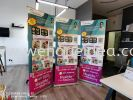 Food Delivery Promotion Roll Up Bunting Bunting Bunting & Banner