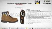 CATERPILLAR HOLTON MEN'S P708029 SAFETY SHOES Caterpillar Safety Footwear