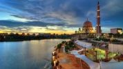 CITY FULL DAY TOUR PUTRAJAYA + KUALA LUMPUR + BATU CAVES Hotel, Tour & Transportation