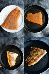Frozen Atlantic Salmon Tail 三文鱼尾 (+-200gm /pc) 三文鱼 & 海鲜 Salmon & Seafood