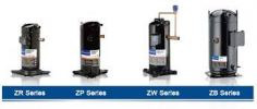 ZB26 COPELAND ZB SCROLL COMPRESSOR MOTOR  ZB15 - ZB114 EMERSON COPELAND COMPRESSOR  COMPRESSORS