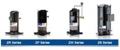 ZPT240 COPELAND ZPT SCROLL COMPRESSOR MOTOR  TANDEM ZRT/ ZPT / ZPU / ZRD EMERSON COPELAND COMPRESSOR  COMPRESSORS