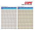 COPE BRAZED TYPE HEAT EXCHANGER  COPE BRAZED TYPE / SHELL IN TUBE HEAT EXCHANGER