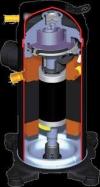 HRM044 DANFOSS PERFORMER COMPRESSOR MOTOR  DANFOSS HRM / HRH / HCM / HCJ / HLM / HLH DANFOSS / DANFOSS PERFORMER COMPRESSOR  COMPRESSORS