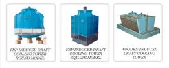 FRP ROUND / COUNTER FLOW / RECTANGULAR SQUARE COOLING TOWER FRP ROUND / COUNTER FLOW / RECTANGULAR SQUARE COOLING TOWER
