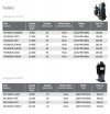 PH240X2C TOSHIBA COMPRESSOR MOTOR  PH165 - PH480 TOSHIBA COMPRESSOR  COMPRESSORS
