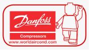 COMPRESSOR BRAND CARTOON BRAND LOGO (CARTOON ) COMPRESSORS