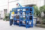 3 Poles Heavy Duty Industry Mold Rack Industry Mould Storage Rack