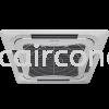 FFN-C/ FCN-F Series (R410A) Single-Split Non Inverter SkyAir Cassette Series Daikin - New Aircond