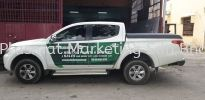 INKJET PRINTING VEHICLE STICKER Commercial Vehicle Sticker
