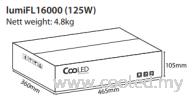 lumiFL16000 125W LED Floodlight FLOODLIGHTS