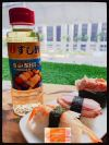 JI0041 Hinode Sushi Su Vinegar 220ml 日本食品 Japanese Items