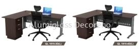 QL 1815-3D(L) & QL 1815-4D(L) Q-Series (AVS) Wood Furniture