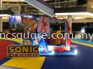 Sonic The Hedgehog, JB Event & Decoration