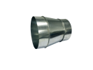 Spiral Duct - Concentric Reducer Spiral Duct (Spiro®)