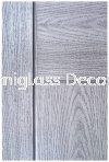 SBD TD 018 Flat Oak Door Series (ASL) Door (Wooden)