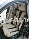 BMW M5 REPLACE LEATHER SEAT TWO TONE Car Leather Seat