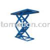 Hydraulic Scissor Lift Material Handling Equipments