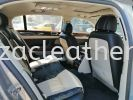 BENTLEY SEAT REPLACE LEATHER TWO TONE Car Leather Seat