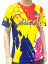 Attop Malaysia Shirt RN SS Microfibre Sublimation Jersey