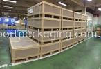 Process Wood Pallet Crate Pallet Crate