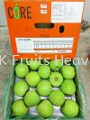 South Africa Granny Smith Green Apples 100's  Import Fruits