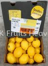South Africa Seedless Lemon 88's  Import Fruits
