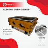 Electric Oden 12 Grids Double Tank Luxury FRR-20 Noodle Boiler