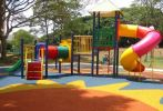 EPDM Granules Playground Surfacing