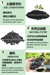 CHARCOAL ARANG 火炭 (Charcoal Chips Arang Cip - 3kgs) Others