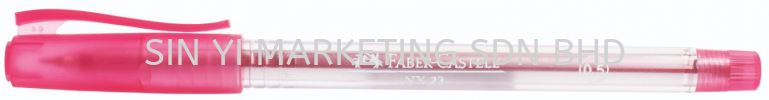 FABER CASTELL NX23 BALL PEN (0.5MM) FABER CASTELL PEN STATIONERY
