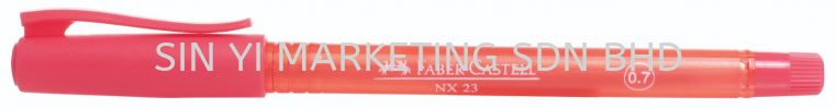 FABER CASTELL NX23 BALL PEN (0.7MM) FABER CASTELL PEN STATIONERY
