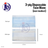 3-Ply Disposable Face Mask (Non-medical) Face Mask Others