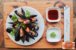 全壳黑蚝Full Shell Black Mussel 900g-1kg 三文鱼 & 海鲜 Salmon & Seafood