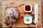 虾仁肉 Prawn Meat 三文鱼 & 海鲜 Salmon & Seafood